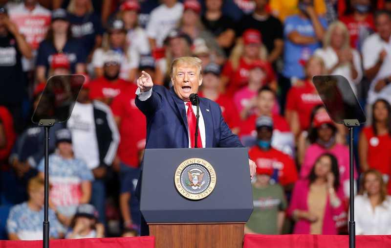 Трамп: Байден схвалив «Північний потік-2»