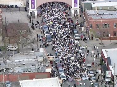 13-річний Адам Толедо: тисячі жителів Чикаго вийшли на протести