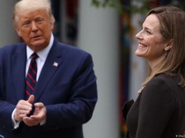 Трамп висунув свою кандидатку до Верховного суду США