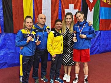Українки завоювали дві медалі на боксерському турнірі