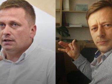 У Мінську затримали двох українських громадян