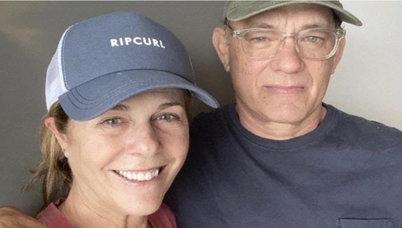 Том Хенкс та його дружина перемогли коронавірус за 5 днів
