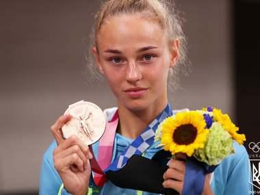 Україна отримала першу медаль на Олімпіаді-2020