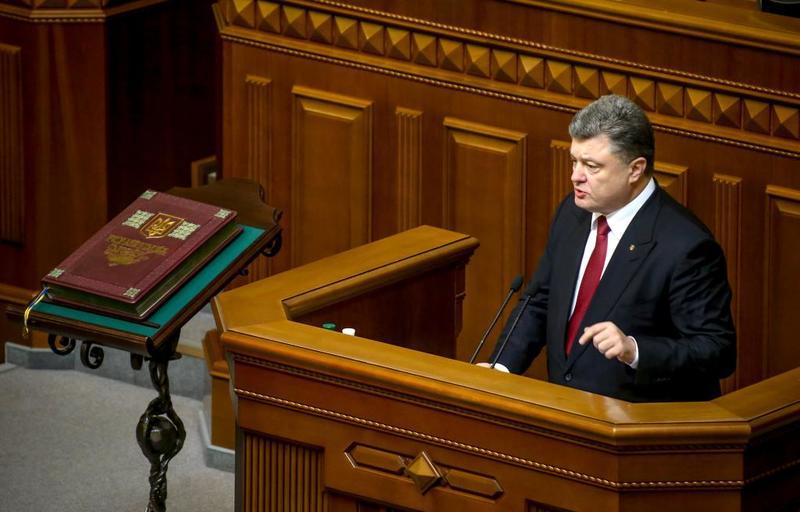 Poroshenko wants a foreigner to head up anti-corruption bureau