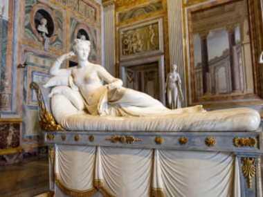 В Італії знищили скульптуру ХІХ століття заради селфі
