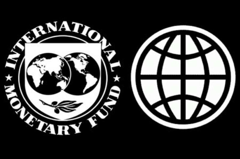 Як МВФ і Світовий банк боротимуться з Великою рецесією