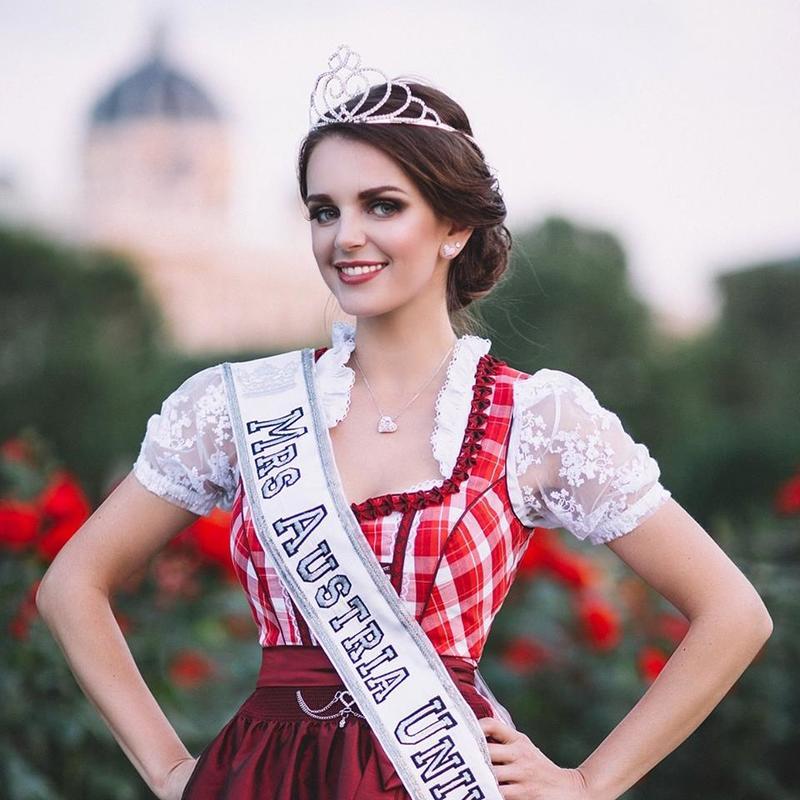 """Українка представить Австрію на """"Місіс Всесвіт - 2017"""""""