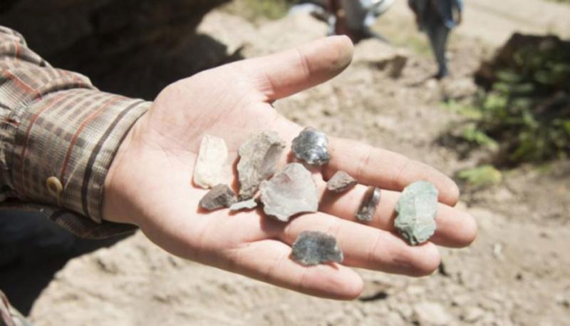 у Туреччині знайшли знаряддя праці віком 13 тисячоліть