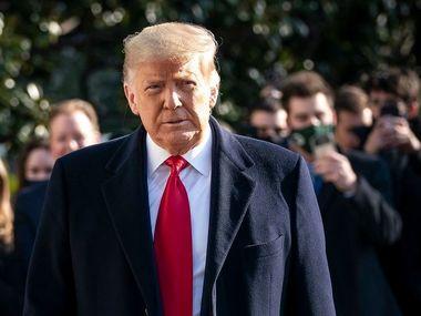 Дональд Трамп «мав намір організувати захист Капітолію 6 січня»