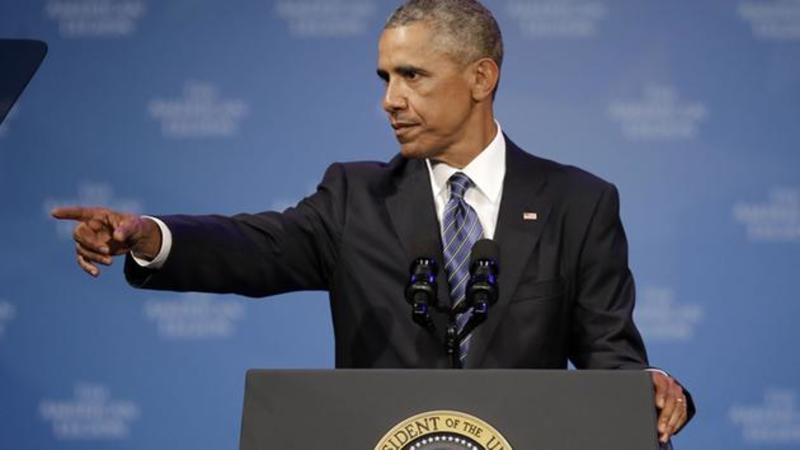 Президент США розповів, як не зміг розплатитися за обід своєю кредиткою