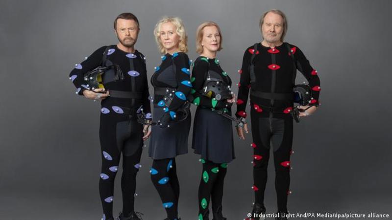 Уперше за 40 років: шведський гурт ABBA вперше випустив дві пісні