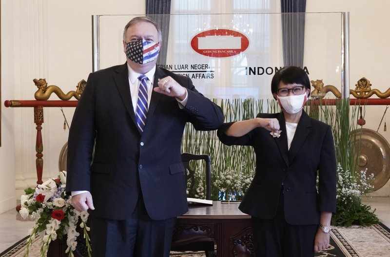 Державний секретар Майк Помпео відвідав Індонезію в рамках свого азійського турне