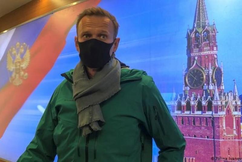 Навального відвезуть в СІЗО в Зеленограді - ЗМІ