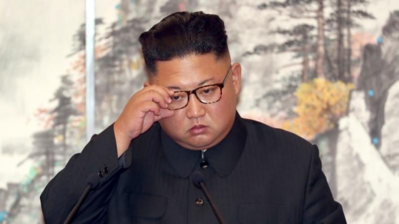 Кім Чен Ин знову зник