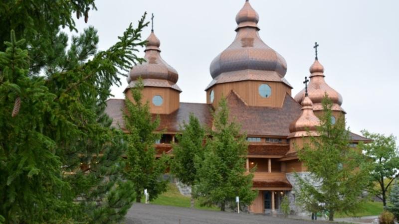У Канаді відтворили унікальний український храм