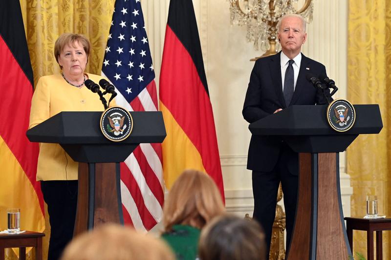 США та ФРН оголосили про подробиці угоди щодо «Північного потоку-2».