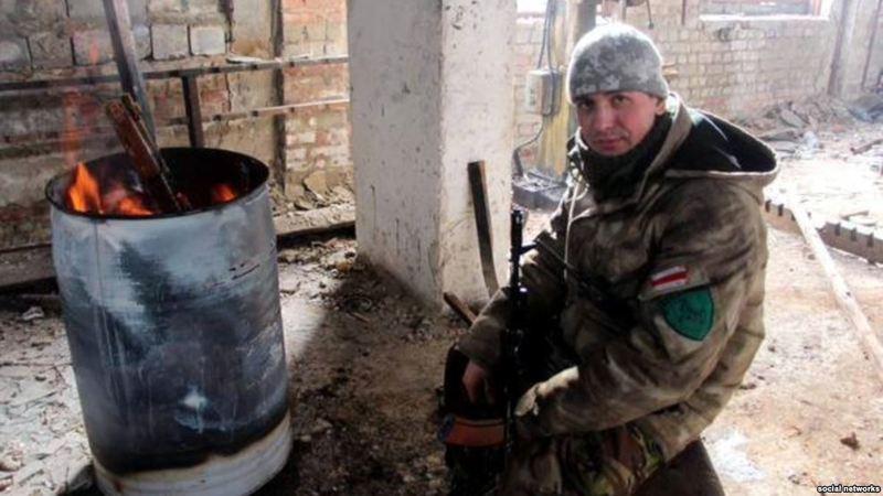 У Білорусі відкриють пам'ятник бійцю АТО з «Правого сектору»