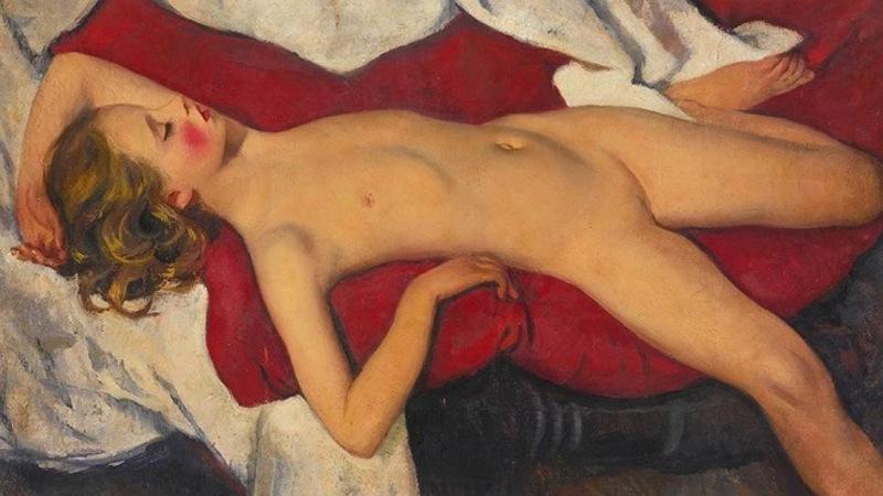 Картина української художниці продана на Sotheby's за $5,9 млн