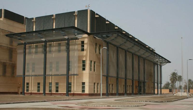США пригрозили закрити посольство в Іраку через напади