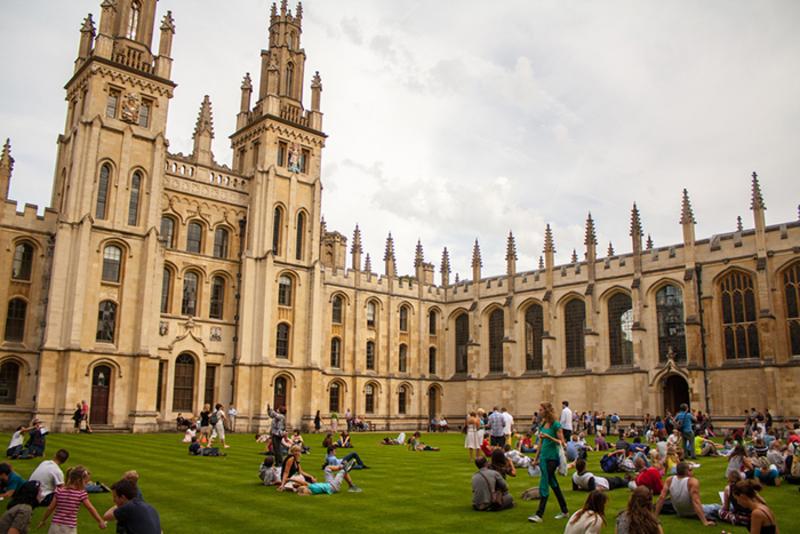 Оксфордський університет вперше запускає онлайн-курс
