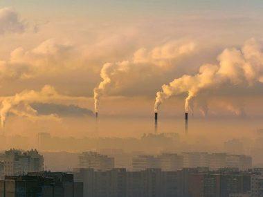 Концентрація парникових газів у повітрі досягла рекордного рівня - дослідження