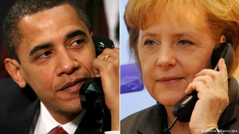Меркель і Обама: Росію необхідно притягнути до відповідальності за підтримку сепаратистів