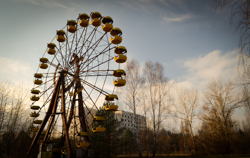 Український віртуальний проект Чорнобиль-360 зібрав на Kickstarter 34 тисячі євро