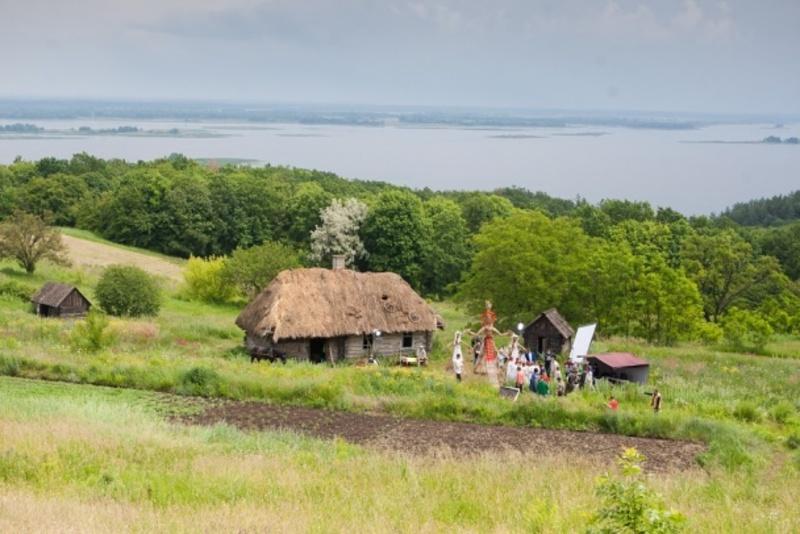 В Україні знімають серіал за мотивами поеми Шевченка