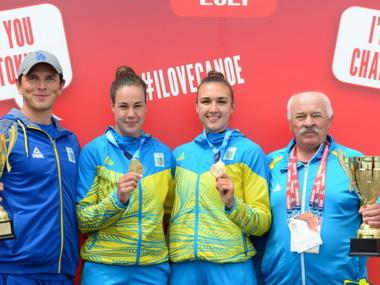 Українські веслувальники стали другими у Кубку націй