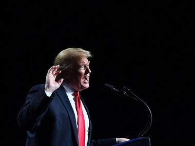 """Трамп підтвердив кібератаку США на російську """"фабрику тролів"""""""