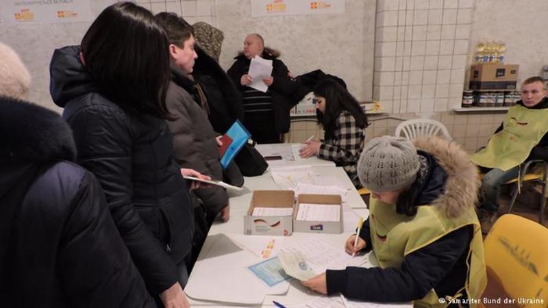 Німецькі гуманітарні організації готуються до тривалої діяльності в Україні