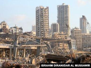 Влада Лівану оголосила Бейрут зоною лиха