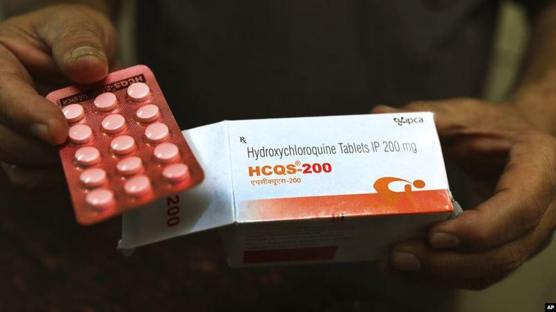 Гідроксихлорохін збільшує ризик смертності та аритмію - дослідження