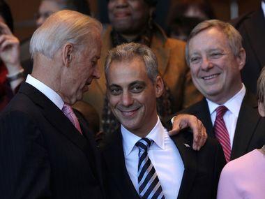 До уряду Джо Байдена запросили колишнього мера Чикаго