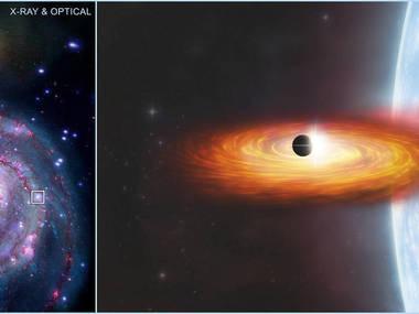 NASA знайшло першу можливу планету за межами нашої галактики