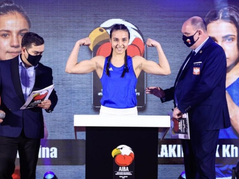 Українська боксерка стала срібною призеркою молодіжного ЧС