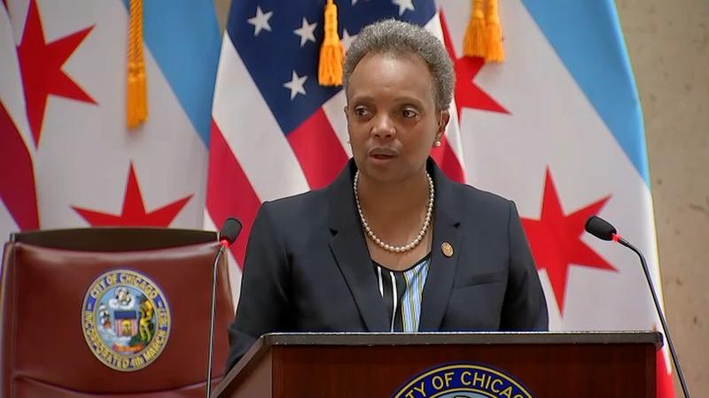 $16,7 млрд: Лайтфут представила бюджет Чикаго на 2022 рік