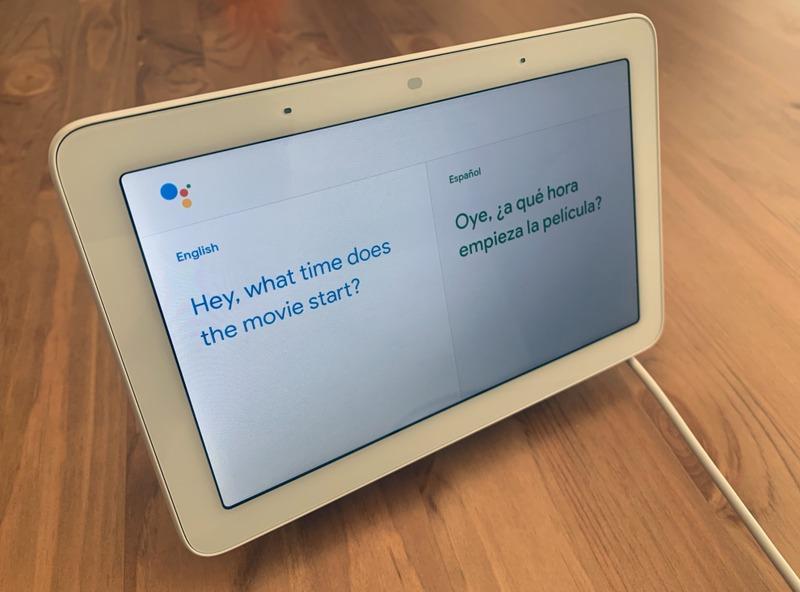 Асистент Google тепер може моментально перекладати розмову