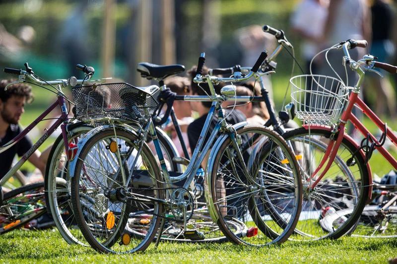 Як пандемія спричинила велосипедний бум в Австрії