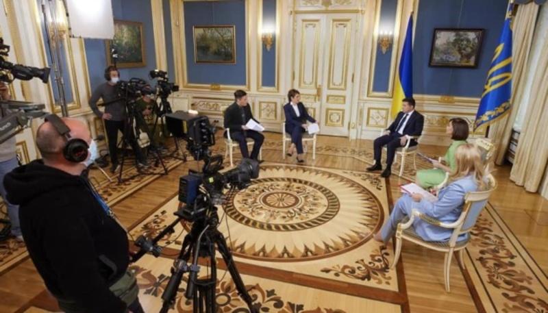 В Україні майже найнижчий у Європі показник смертності від «ковіду» — Зеленський