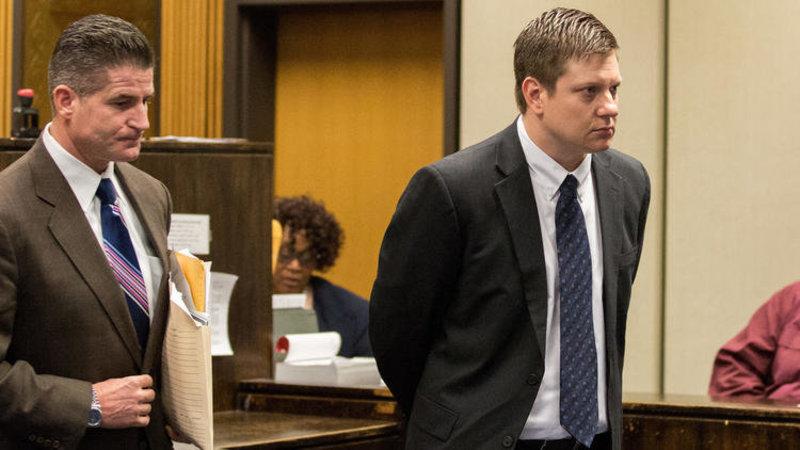 Вбивця Макдональда з'явився на короткому слуханні в суді Чикаго