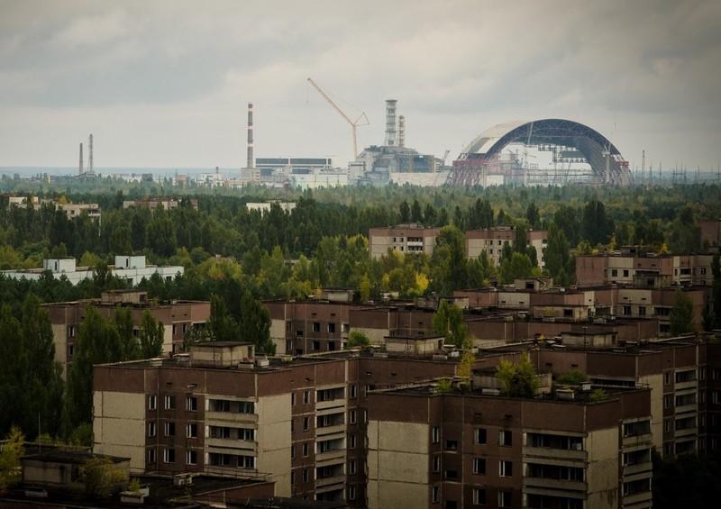 Китай інвестує $1 млрд у сонячні парки в Чорнобилі