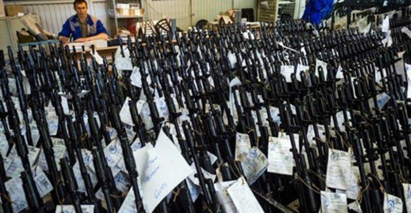 150 українських фермерів одночасно купили 150 автоматів Калашникова і не платять хабарі…
