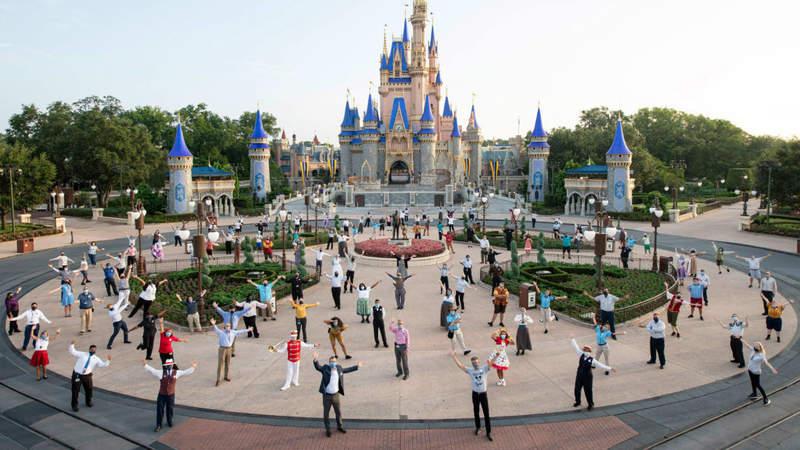 Disney перестане перевіряти температуру відвідувачів