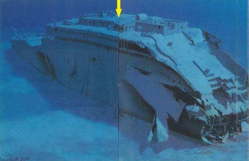 """""""Титанік"""" розпиляють вперше в історії"""