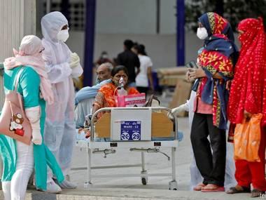"""200 тисяч випадків за добу: Індія сягнула """"рекорду"""" захворюваності на коронавірус"""