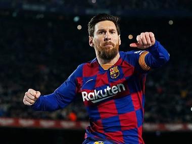Мессі встановив бомбардирський рекорд в історії групового етапу Ліги чемпіонів