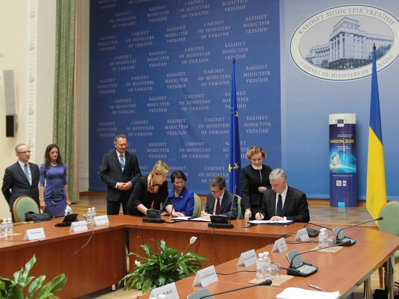 Україна – асоційований учасник нової програми ЄС