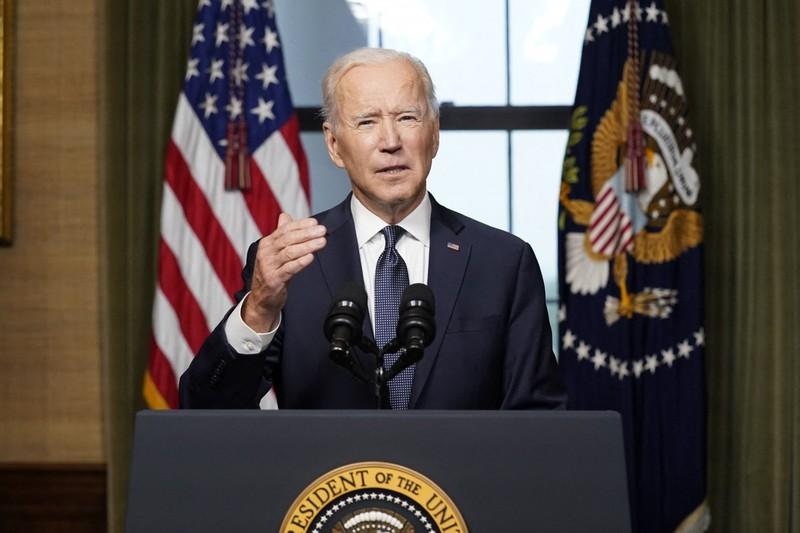 Байден: «Я не буду перекладати відповідальність виводу військ з Афганістану на наступного президента»