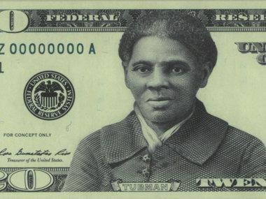 Мінфін США підняв питання зображення на купюрі номіналом $20 чорношкірої активістки